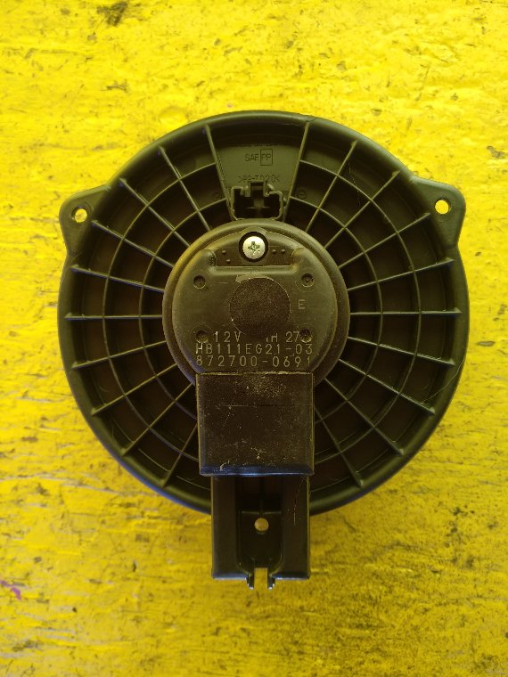 Мотор печки Mazda Atenza GHEFP LF (б/у)