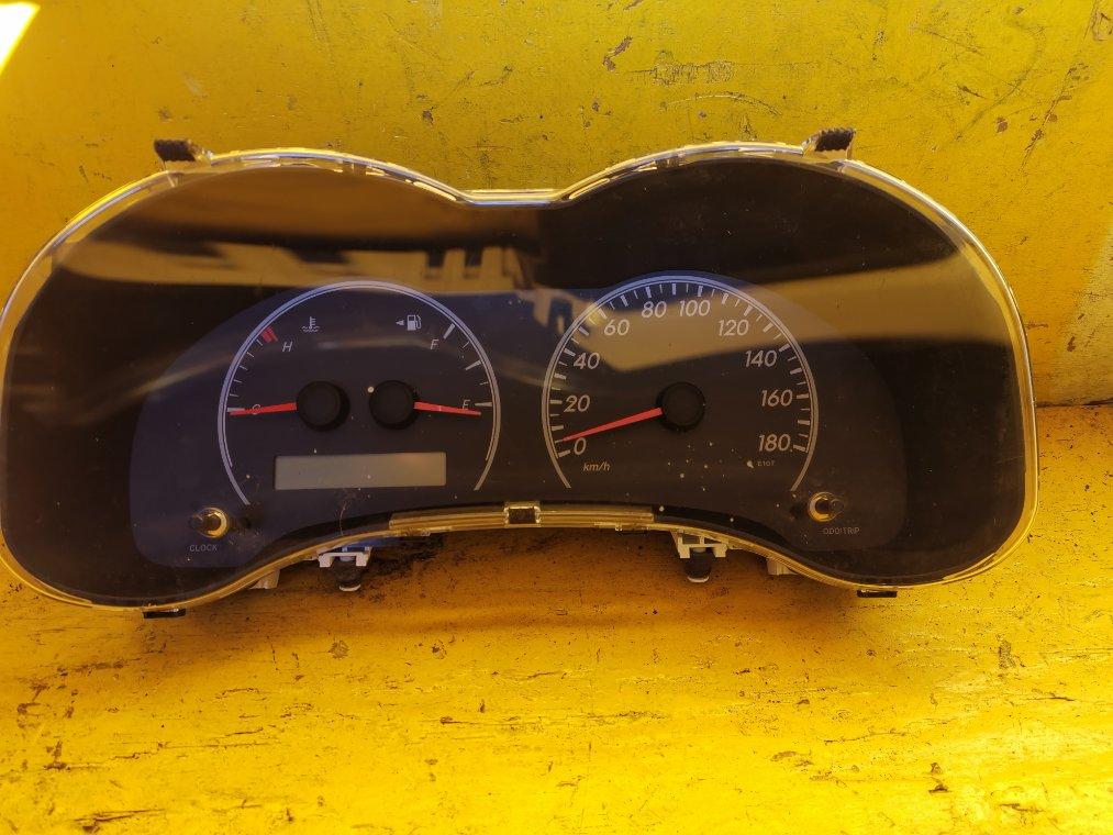 Спидометр Toyota Corolla Axio NZE144 1NZ-FE (б/у)