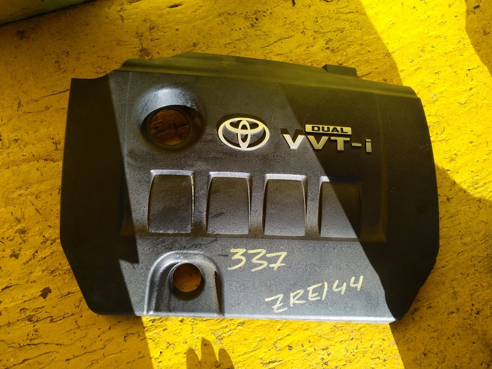 Декоративная крышка двс Toyota Corolla Axio ZRE144 2ZR-FE (б/у)