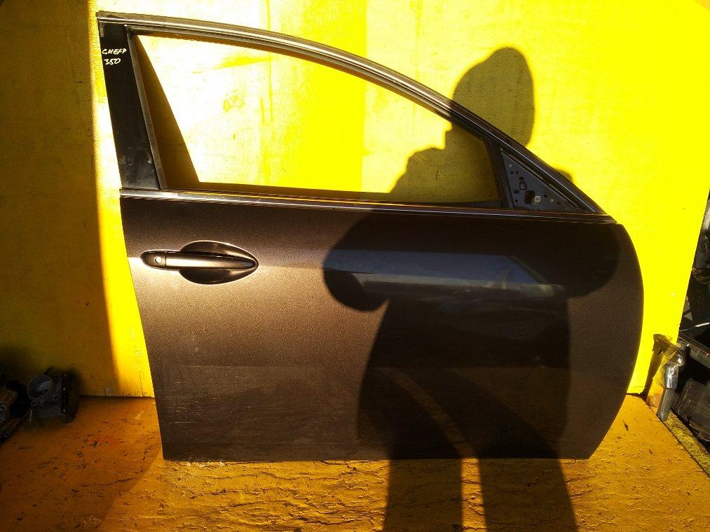 Дверь Mazda Atenza GHEFP LF передняя правая (б/у)