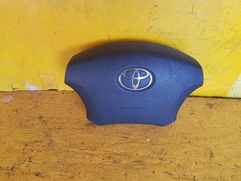 Airbag водительский Toyota Hilux Surf RZN215 3RZ-FE (б/у)