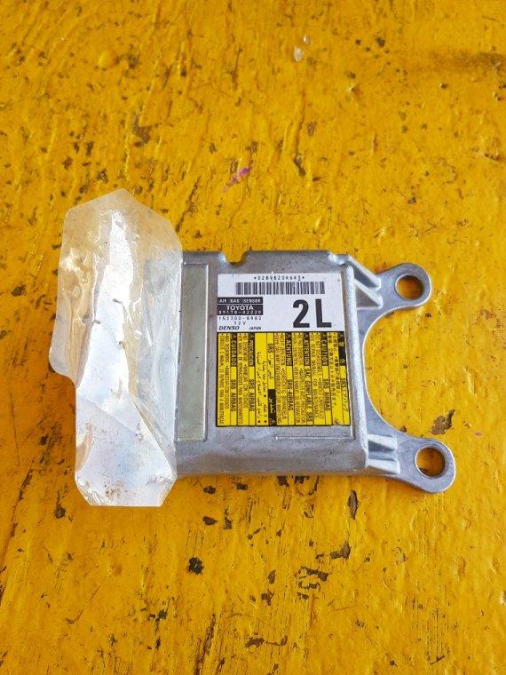 Блок airbag Toyota Rav4 ACA31 2AZ-FE (б/у)