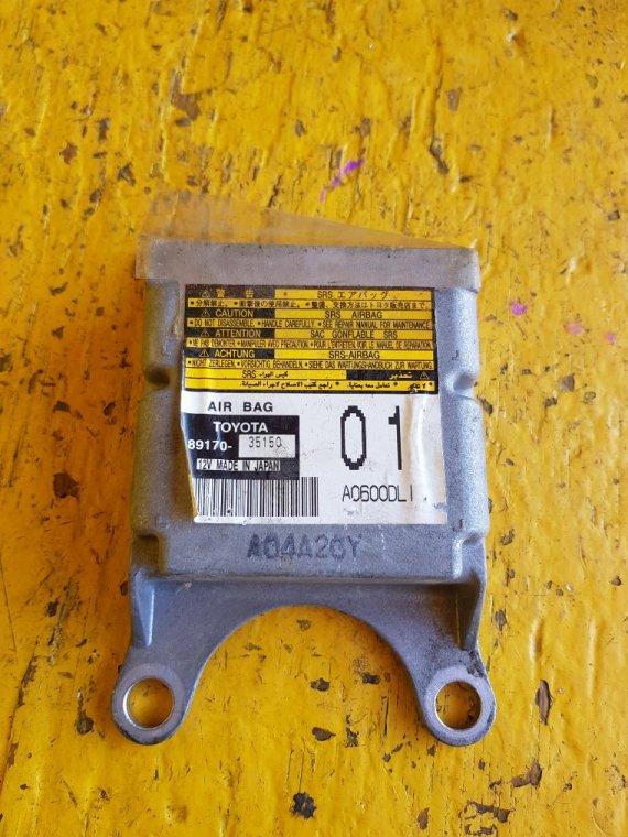 Блок airbag Toyota Hilux Surf RZN215 3RZ-FE (б/у)