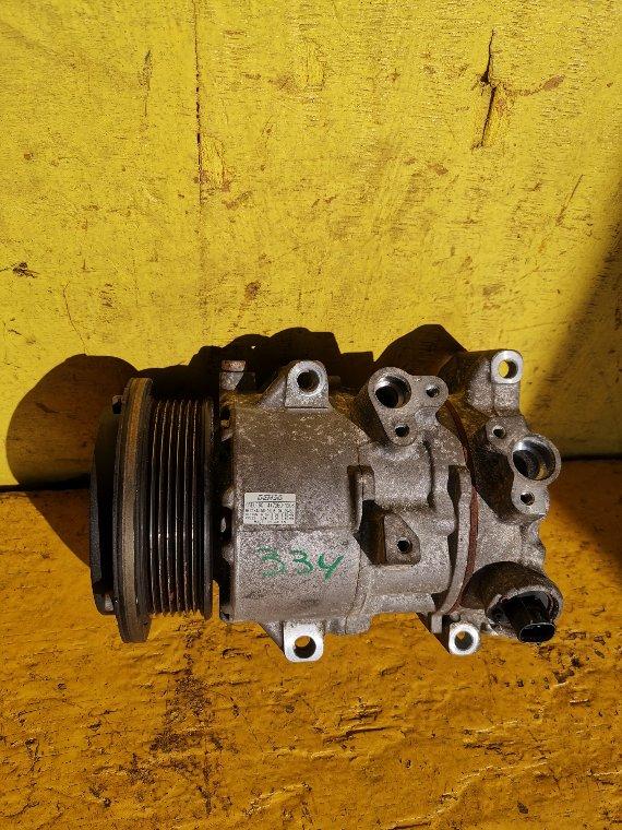 Компрессор кондиционера Toyota Camry ACV40 2AZ-FE (б/у)