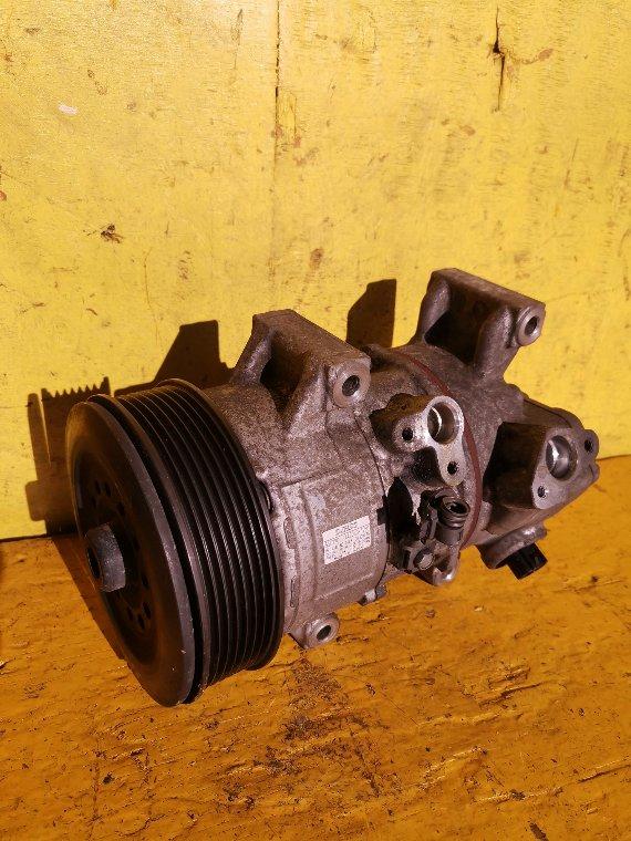 Компрессор кондиционера Toyota Rav4 ACA31 2AZ-FE (б/у)