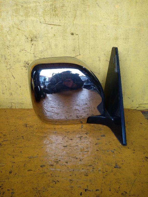 Зеркало Mitsubishi Pajero V75W 6G74 правое (б/у)