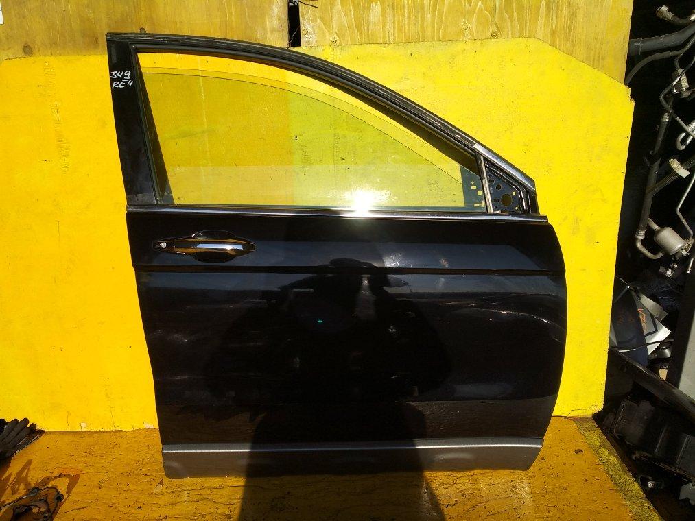 Дверь Honda Cr-V RE4 K24A передняя правая (б/у)