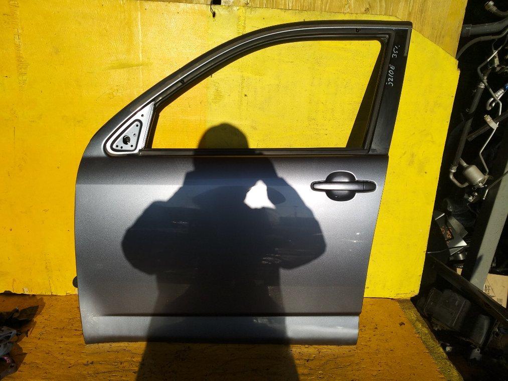 Дверь Toyota Rush J210E 3SZ-VE передняя левая (б/у)