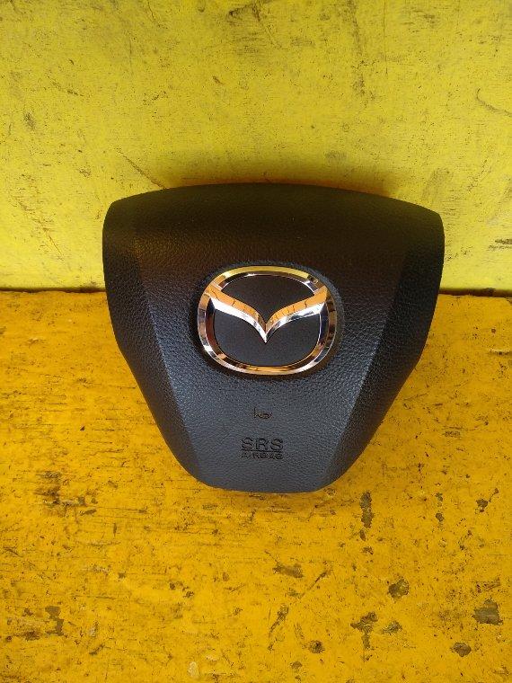 Airbag водительский Mazda Atenza GHEFP LF (б/у)