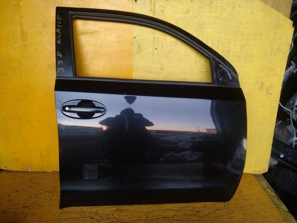 Дверь Toyota Ist NCP115 1NZ-FE передняя правая (б/у)