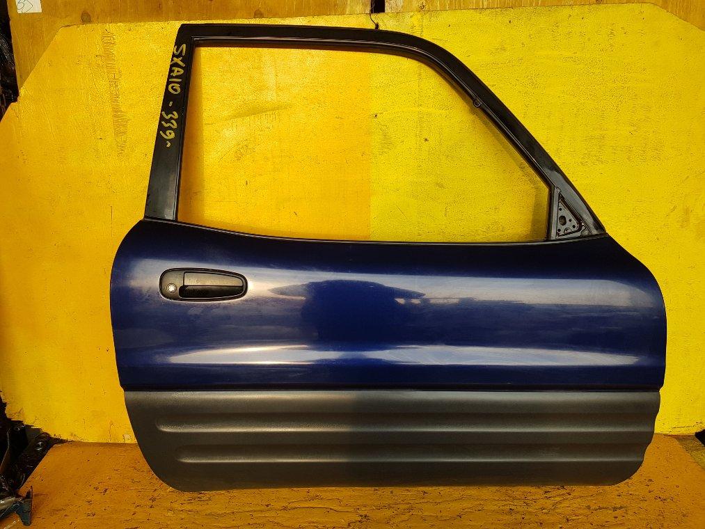 Дверь Toyota Rav4 SXA10 3S-FE передняя правая (б/у)