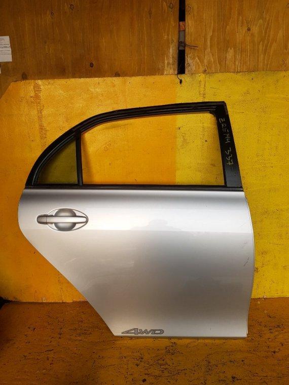Дверь Toyota Corolla Axio ZRE144 2ZR-FE задняя правая (б/у)