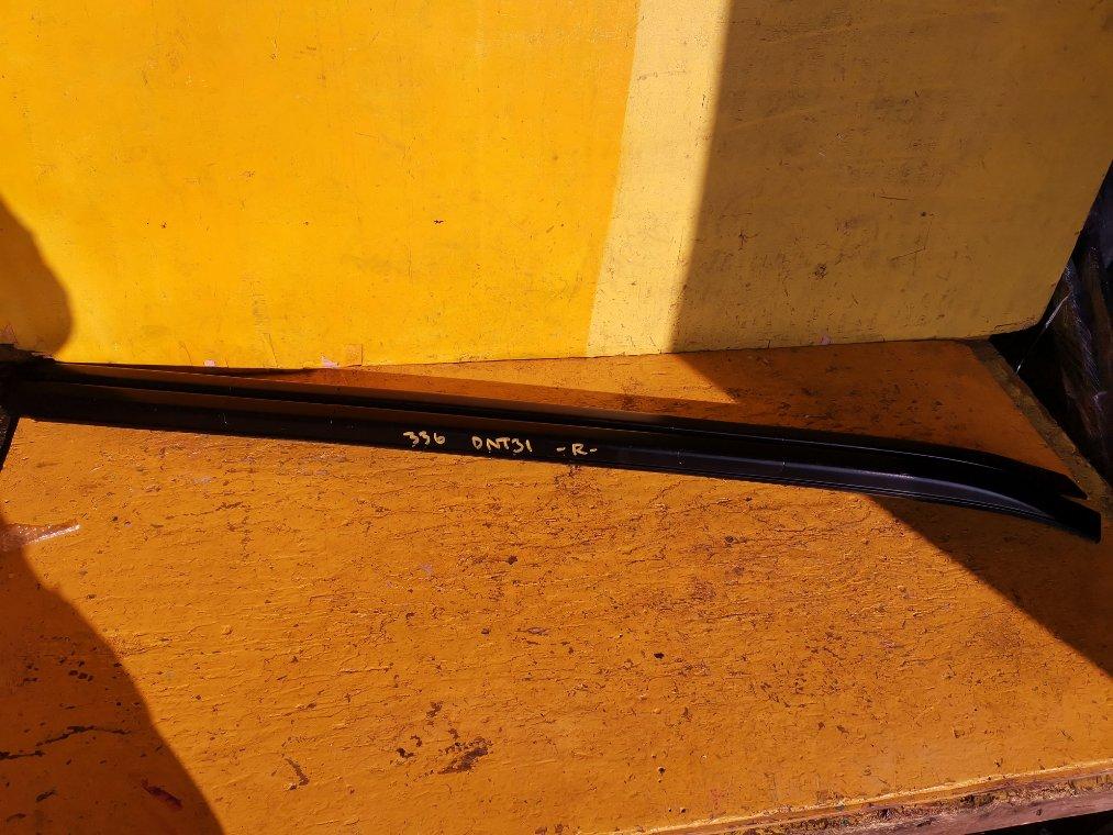 Рейлинги Nissan X-Trail DNT31 M9R (б/у)