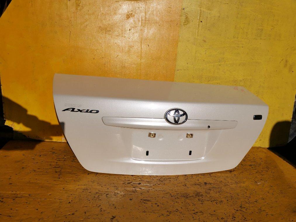 Крышка багажника Toyota Corolla Axio NZE144 1NZ-FE (б/у)