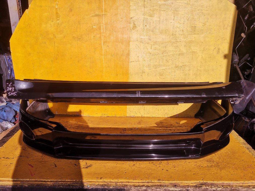 Обвес Subaru Forester SH5 EJ204 (б/у)
