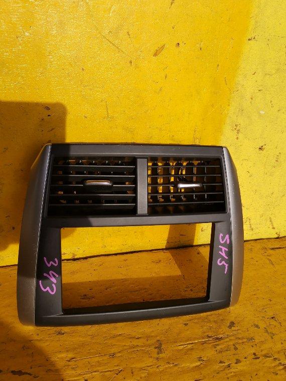 Консоль магнитофона Subaru Forester SH5 EJ204 (б/у)