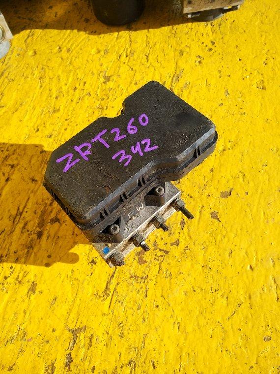 Блок abs Toyota Premio ZRT260 2ZR-FE (б/у)