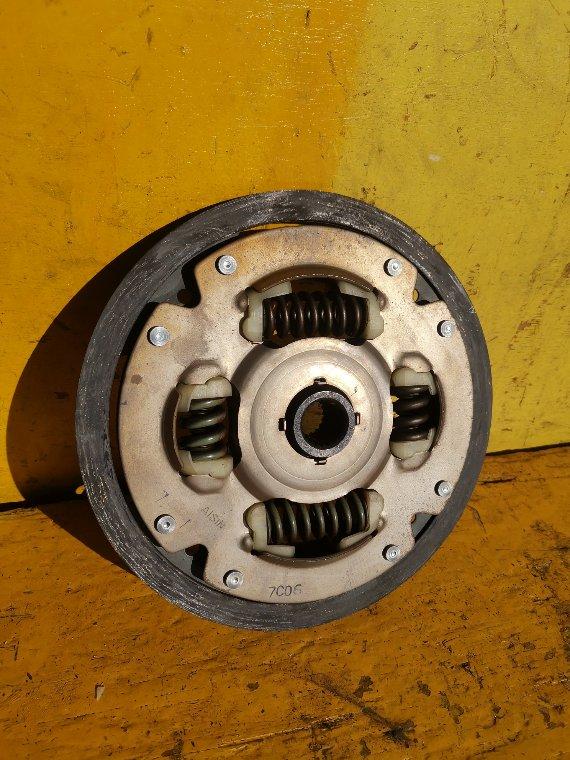 Диск сцепления Toyota Prius NHW20 1NZ-FXE (б/у)