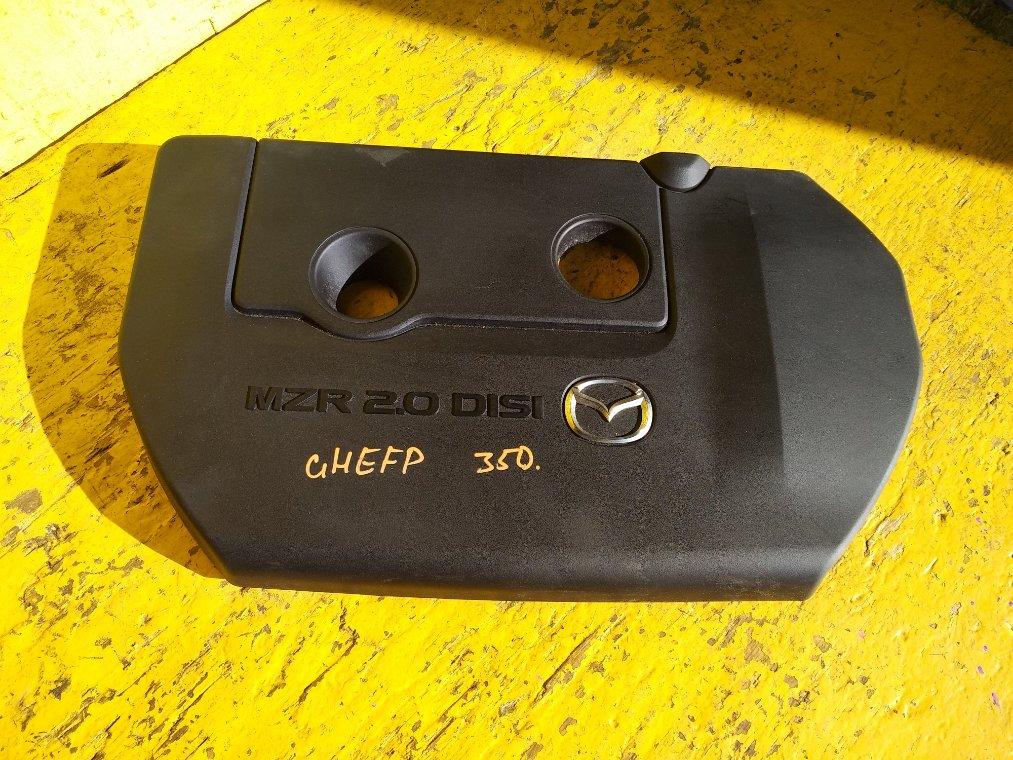 Декоративная крышка двс Mazda Atenza GHEFP LF (б/у)