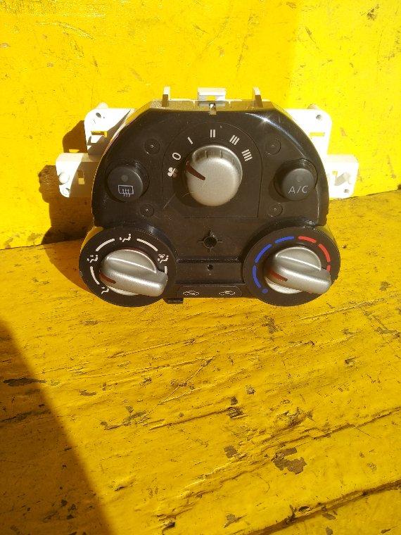 Блок управления климат-контролем Nissan Note E12 HR12DE (б/у)