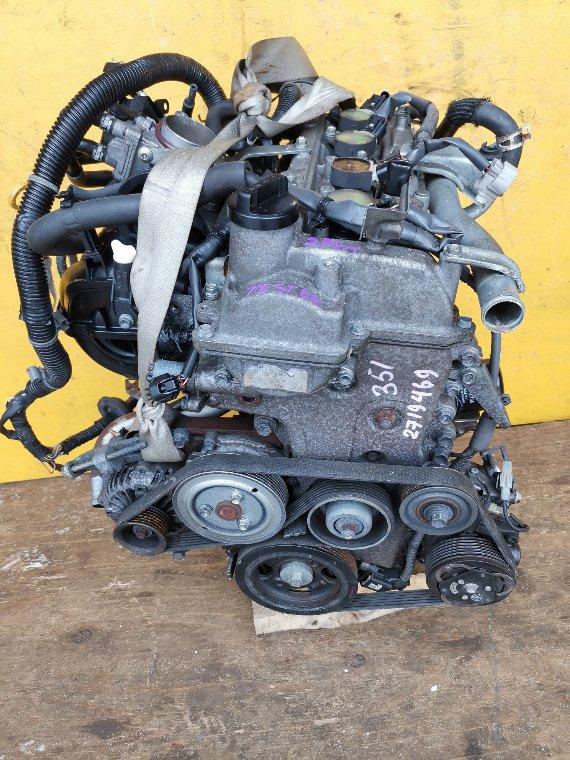 Двигатель Toyota Rush J210E 3SZ-VE (б/у)