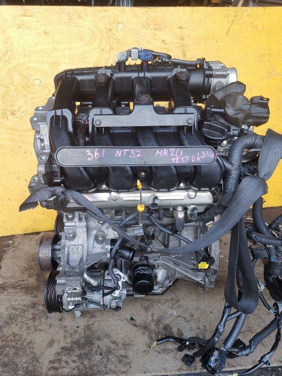 Двигатель Nissan X-Trail NT32 MR20DD (б/у)