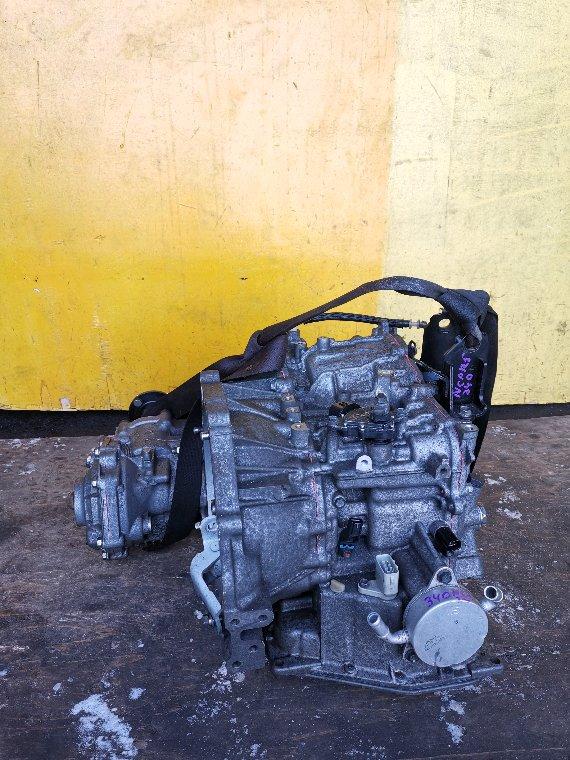 Акпп Toyota Ractis NCP125 1NZ-FE (б/у)
