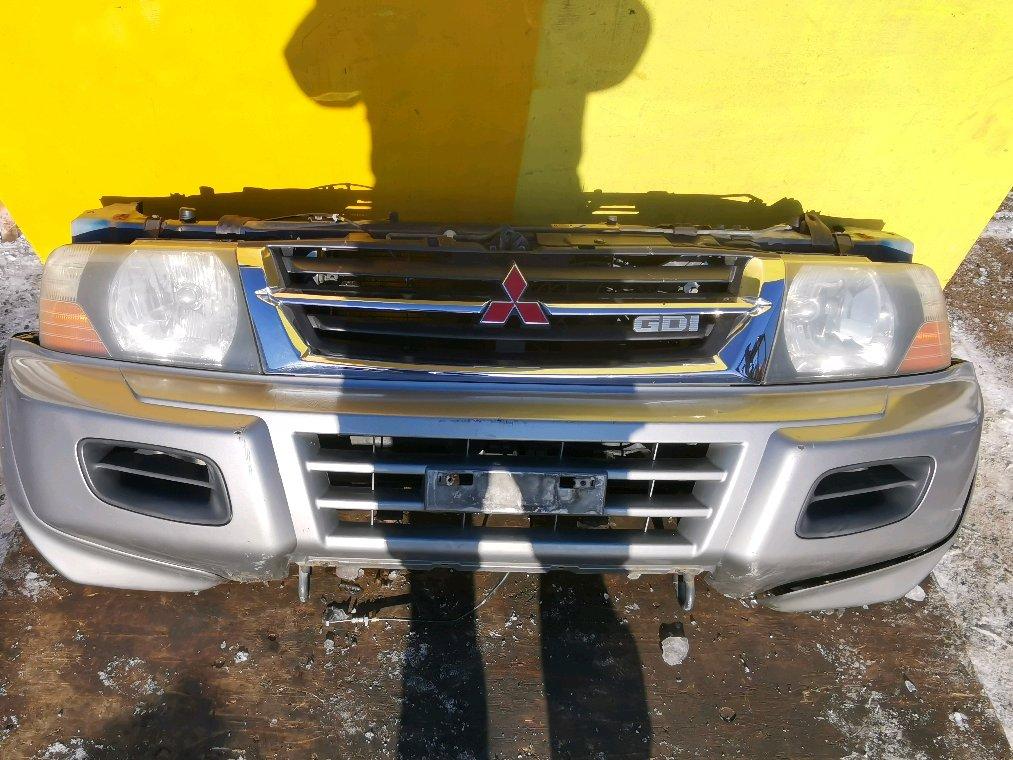 Ноускат Mitsubishi Pajero V75W 6G74 (б/у)