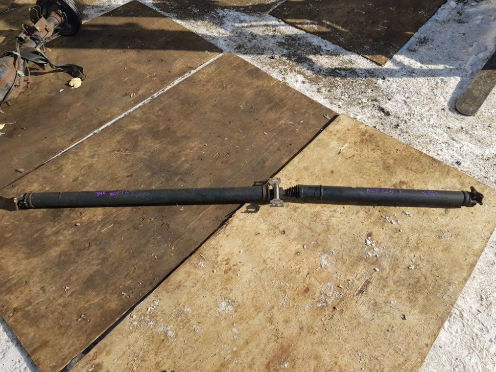 Карданный вал Toyota Ractis NCP125 1NZ-FE (б/у)