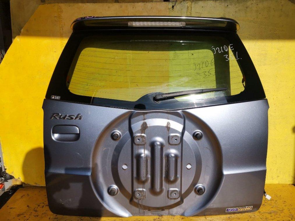 Дверь 5-я Toyota Rush J210E 3SZ-VE (б/у)