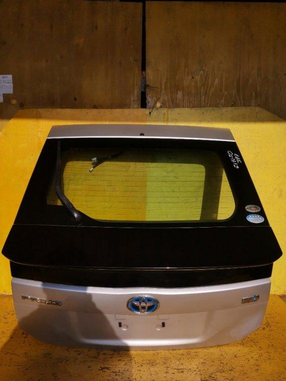 Дверь 5-я Toyota Prius ZVW30 2ZR-FXE (б/у)