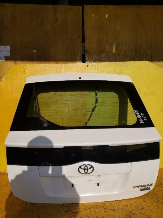 Дверь 5-я Toyota Prius NHW20 1NZ-FXE (б/у)