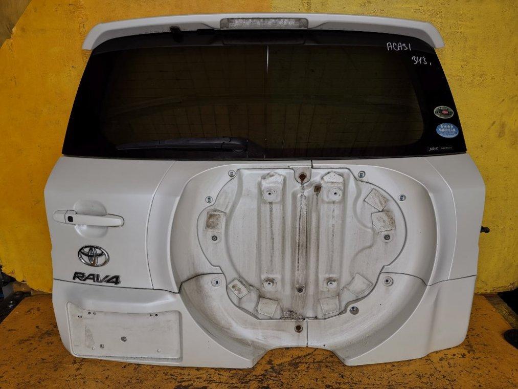 Дверь 5-я Toyota Rav4 ACA31 2AZ-FE (б/у)