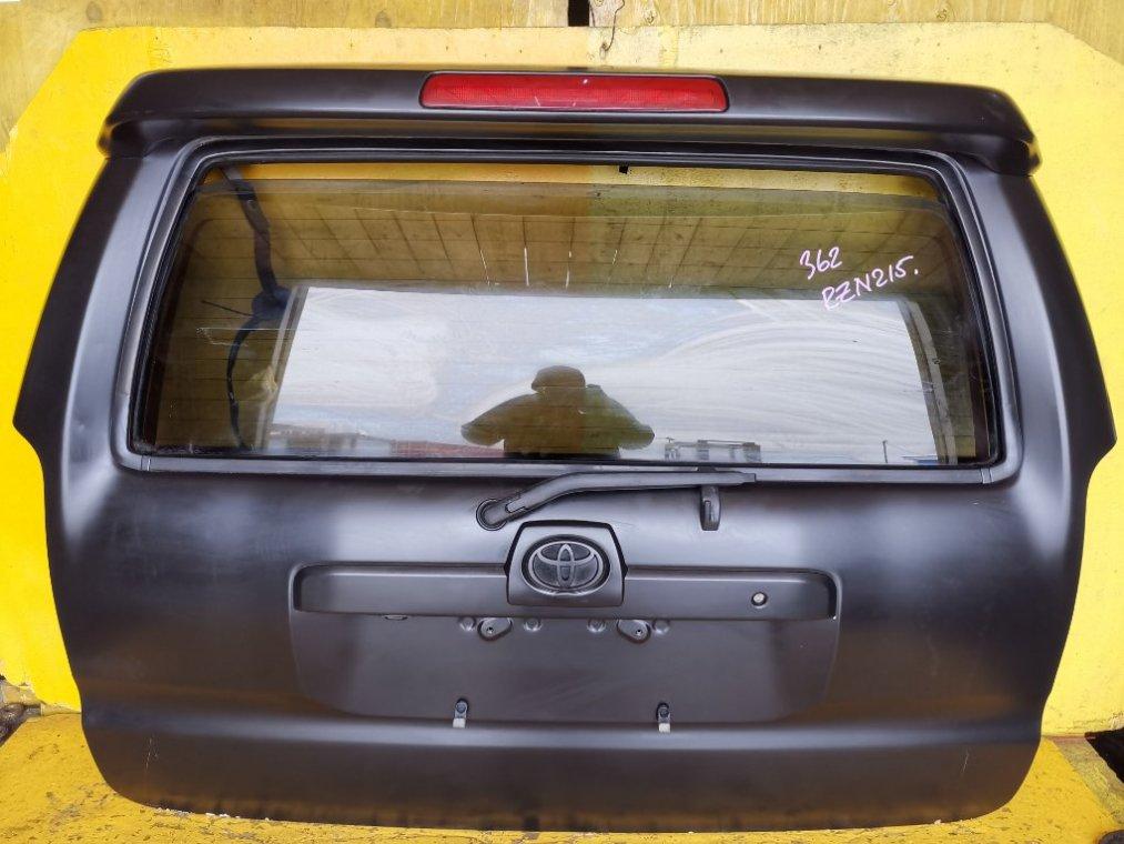 Дверь 5-я Toyota Hilux Surf RZN215 3RZ-FE задняя (б/у)