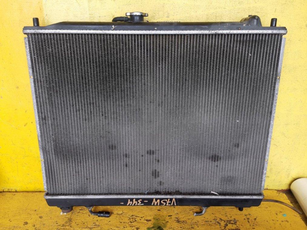 Радиатор основной Mitsubishi Pajero V75W 6G74 (б/у)