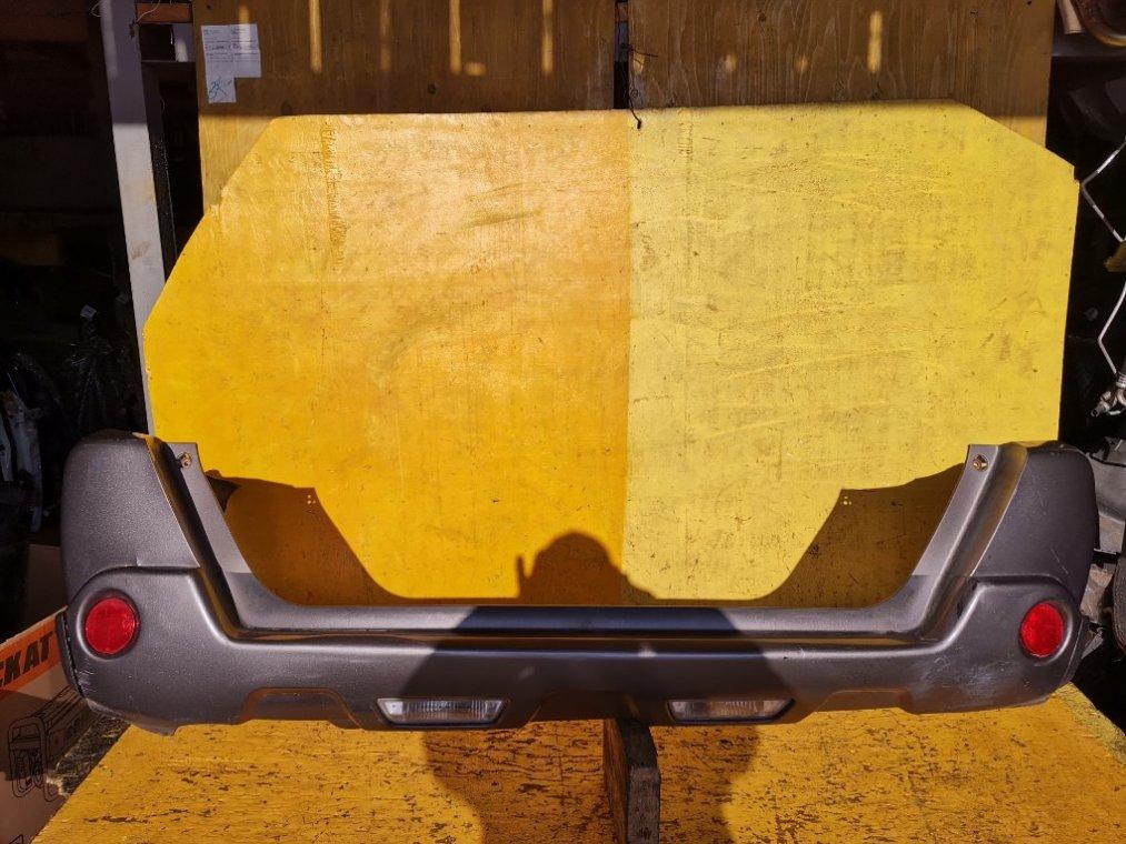 Бампер Nissan X-Trail DNT31 M9R задний (б/у)