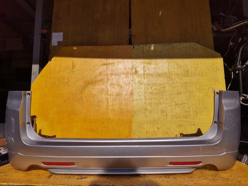 Бампер Honda Accord CM3 K24A задний (б/у)