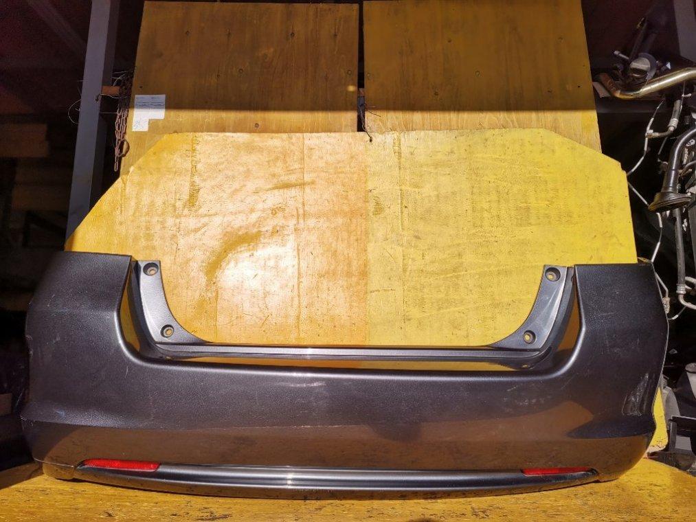 Бампер Honda Insight ZE2 LDA задний (б/у)