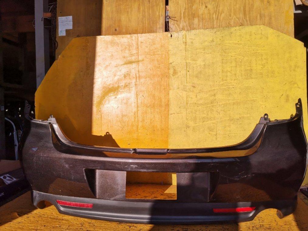 Бампер Mazda Atenza GHEFP LF задний (б/у)