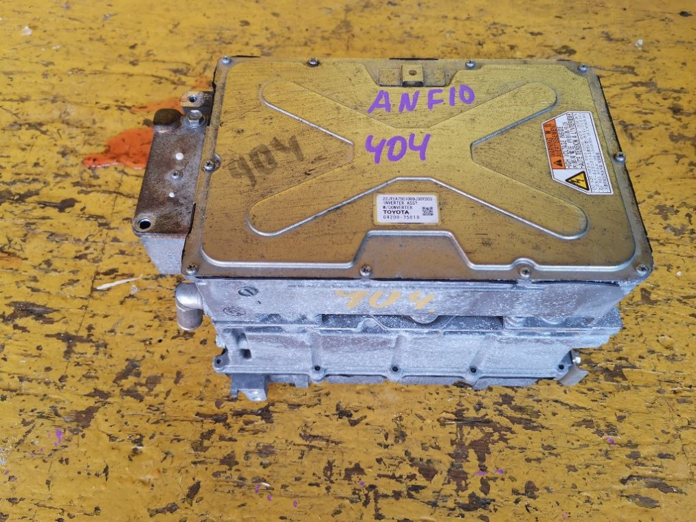 Инвертор Lexus Hs250H ANF10 2AZ-FXE (б/у)