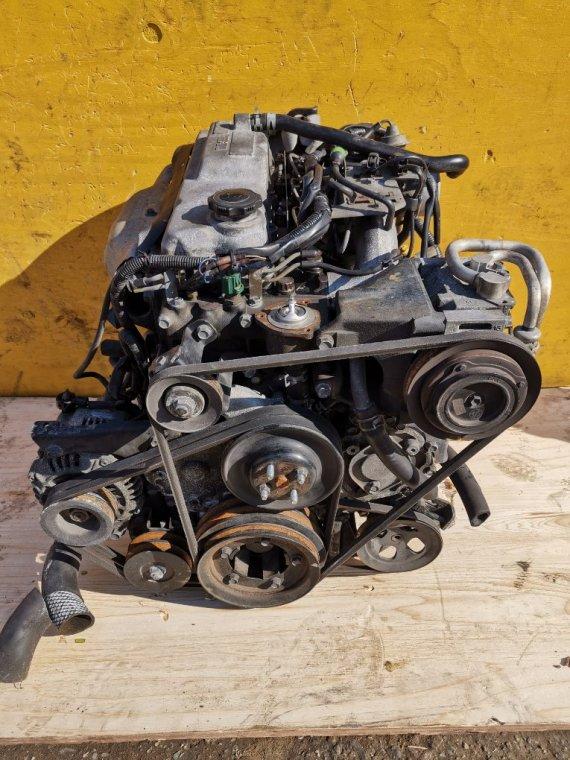 Двигатель Mazda Titan WHS5T VS (б/у)