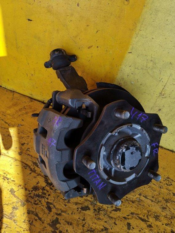 Ступица Mazda Titan WHS5T VS передняя правая (б/у)