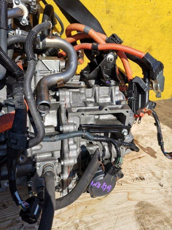 Акпп Toyota Prius ZVW30 2ZR-FXE (б/у)