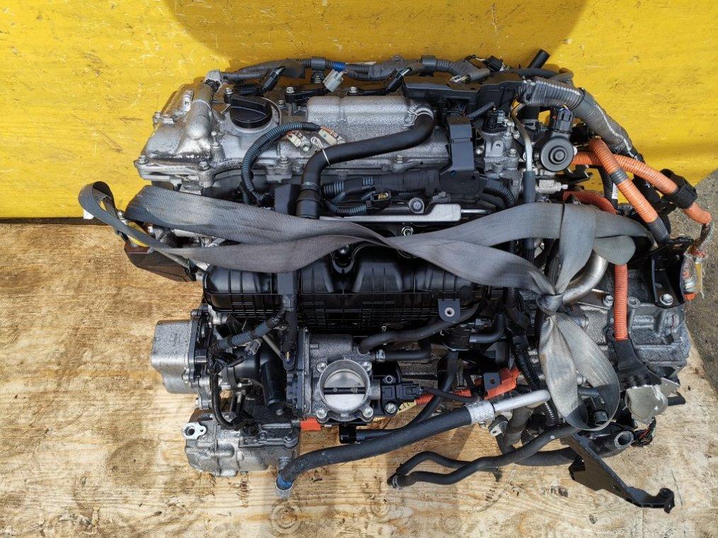 Двигатель Toyota Prius ZVW30 2ZR-FXE (б/у)