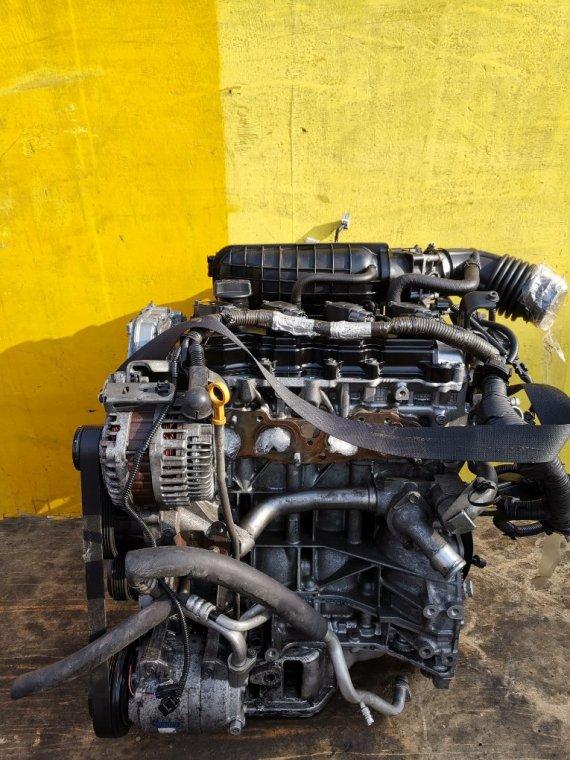 Двигатель Nissan Murano TNZ51 QR25DE (б/у)