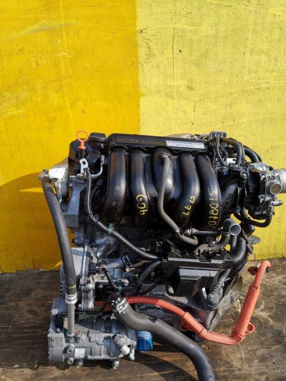 Двигатель Honda Fit GP6 LEB (б/у)