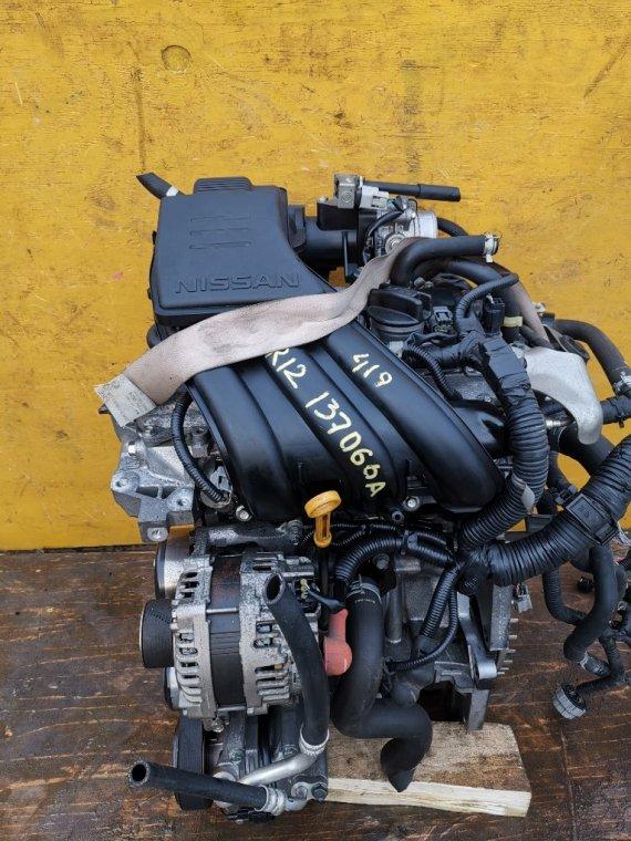 Двигатель Nissan Note E12 HR12DE (б/у)