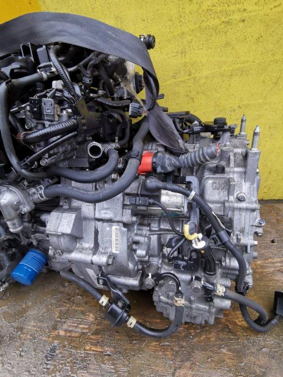 Акпп Honda Insight ZE2 LDA (б/у)