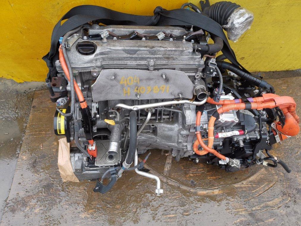 Двигатель Lexus Hs250H ANF10 2AZ-FXE (б/у)