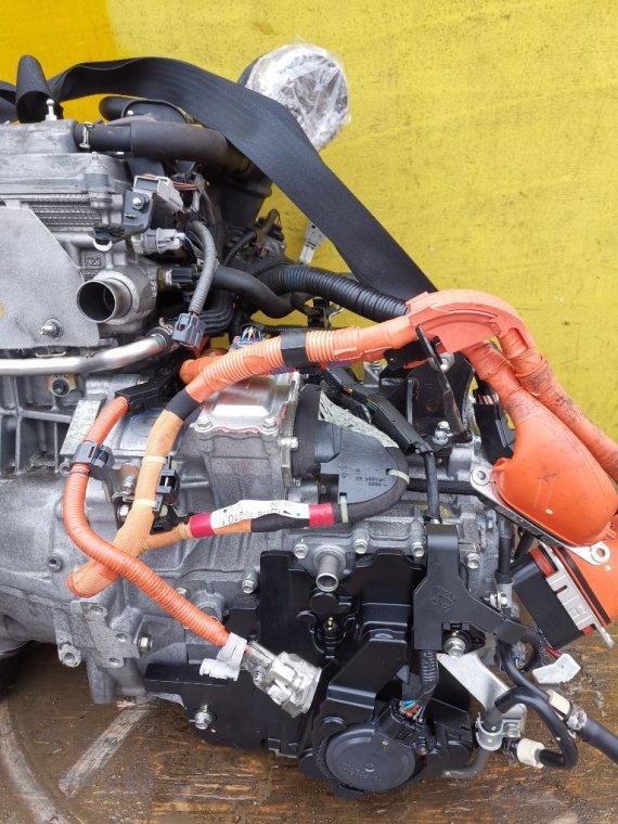 Акпп Lexus Hs250H ANF10 2AZ-FXE (б/у)